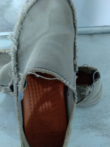 Sapato crocs  seminovo - Foto 3