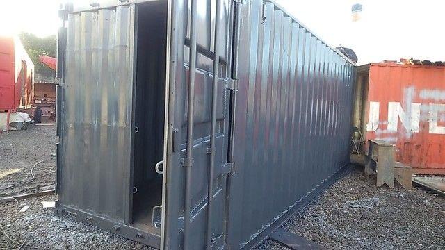 Containers - vários tamanhos