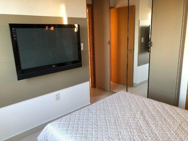 Rio Ariaú-84m²- 3 qtos s/ 1 suíte + escritório- andar intermediário-Mobiliado- Miramar - Foto 6