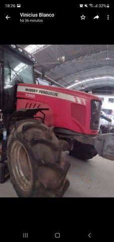 Trator Massey Fergusson 7350 - Foto 2
