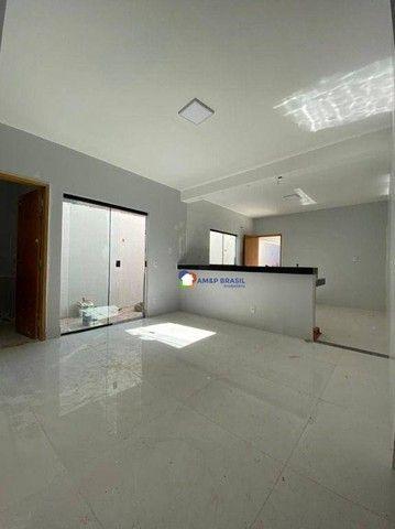 Casa com 3 dormitórios à venda, 215 m² por R$ 830.000 - Jardim Europa - Goiânia/GO - Foto 2