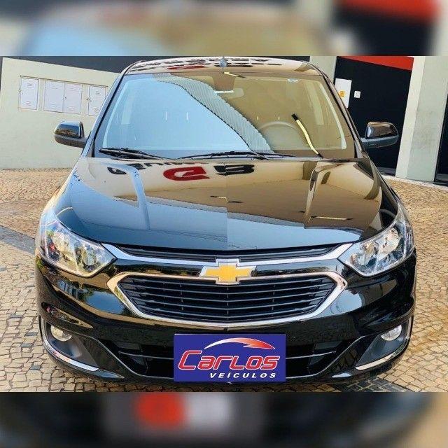Chevrolet Cobalt 2019 Elite Automático 1.8 - Foto 2