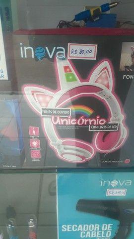 Fone unicornio