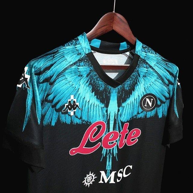 Camisa Napoli Special Edition 2021 - Foto 3