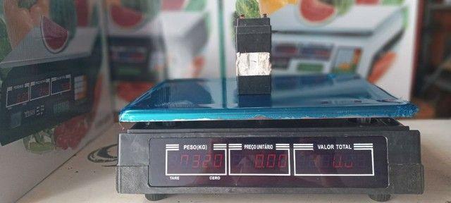 Balança 50kg Balcão 1ano de garantia - Foto 5