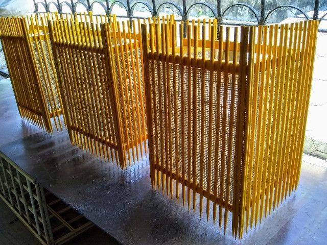 Arandela madeira, simpoul - Foto 6