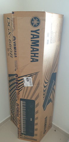 Piano Digital Yamaha DGX 660B - Foto 5