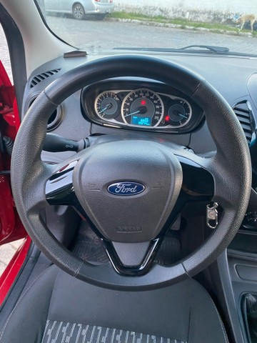Ford ka SEDAN 2016 1.5 COMPLETAO ( Gmustang veiculos )  - Foto 10
