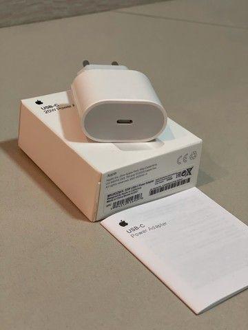 Adaptador de energia Apple USB- C  20W  - Foto 2