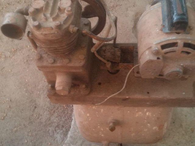 Vendo um compressor de ar - Foto 2