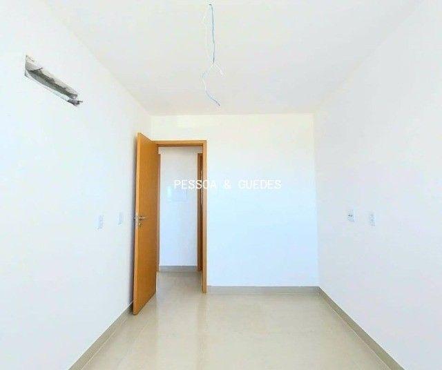 JP - Edf. Ocean Way - Apartamento 3 Quartos 89 m² - Andar Alto - Vista Mar - Foto 3