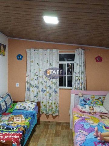 OX2-Casa com 3 quartos, 160 m², à venda por R$ 350.000 Unamar - Cabo Frio/RJ - Foto 5