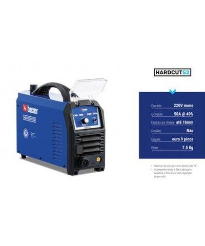 Maquina De Corte Plasma Cut 50a 220v Mono Boxer-hardcut52 - Foto 2
