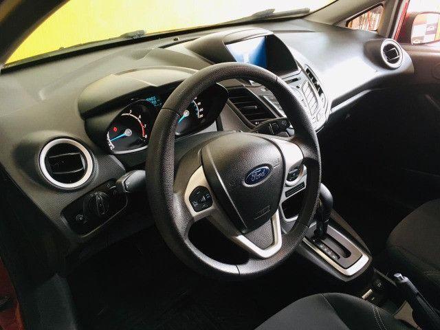 Ford New Fiesta SEL 2017 Flex Unico Dono (IPVA 2021 Pago) - Foto 5