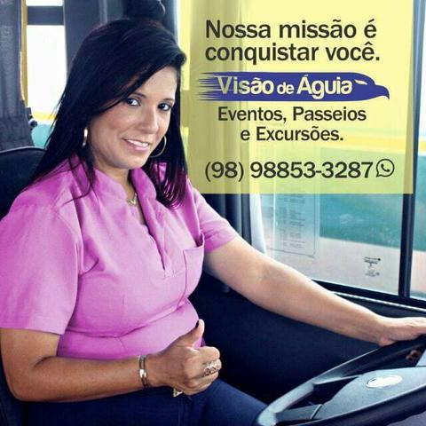 Aluguel de ônibus excursões fretamento viagens