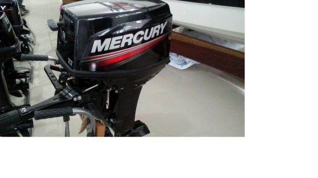 Motor de popa Mercury 30 hp Zero! Manual