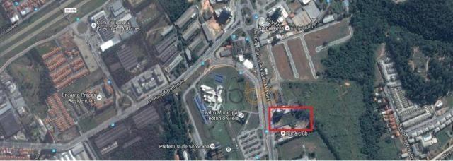 Terreno Residencial para venda e locação, Além Ponte, Sorocaba - TE0063.