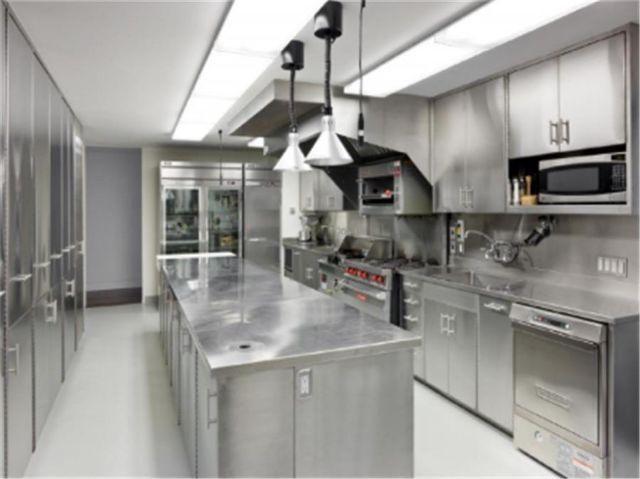Cozinha Industrial E Corrim Os Em A O Inox Servi Os