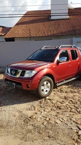 Frontier 2011 LE, automática, diesel