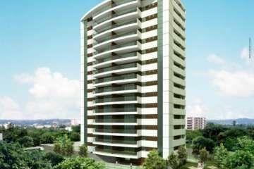 Apartamento com 5 Quartos 255 m2 em Casa Forte por R 1.800.000,00