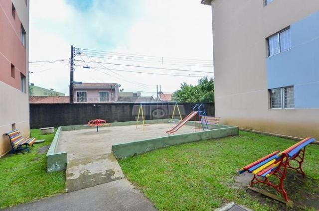 Apartamento à venda com 2 dormitórios em Sítio cercado, Curitiba cod:148809 - Foto 12