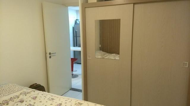 Alugo apartamento kitnet mobiliado em Caruaru - Foto 14