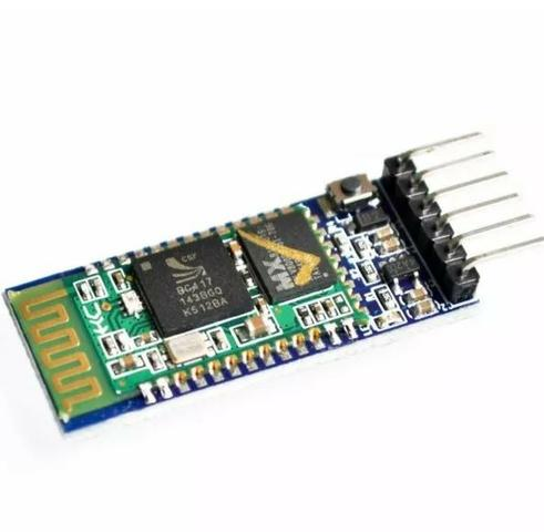 COD-AM13 Hc-05 Modulo Transceiver Bluetooth Rs232 Ttl Arduino Esp8266 - Robotica - Automaç