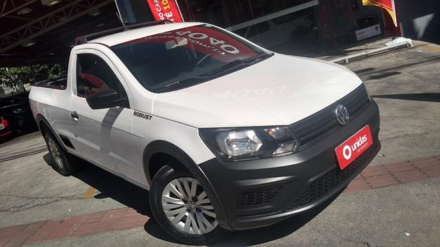 Vw - Saveiro Cs Robust 1.6 2p 2017 - Foto 2