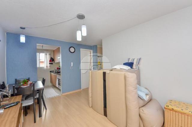 Apartamento à venda com 2 dormitórios em Sítio cercado, Curitiba cod:148809 - Foto 3