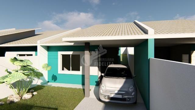 Casa com 3 quartos para venda em Araucária - Thomaz Coelho