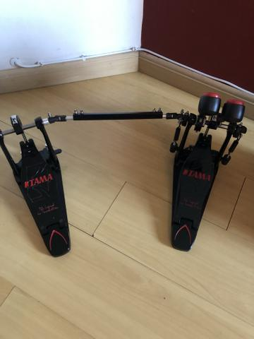 Pedal duplo Tama Iron Cobra