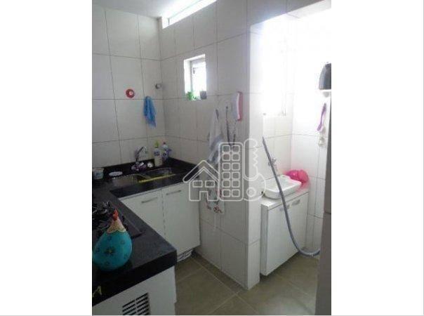 Apartamento com 1 dormitório à venda, 50 m² por R$ 302.100,00 - Icaraí - Niterói/RJ - Foto 10