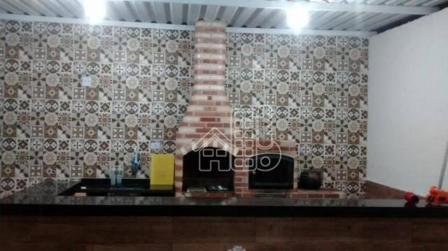 Casa com 3 dormitórios à venda, 160 m² por R$ 530.000,00 - Recanto de Itaipuaçu - Maricá/R - Foto 17