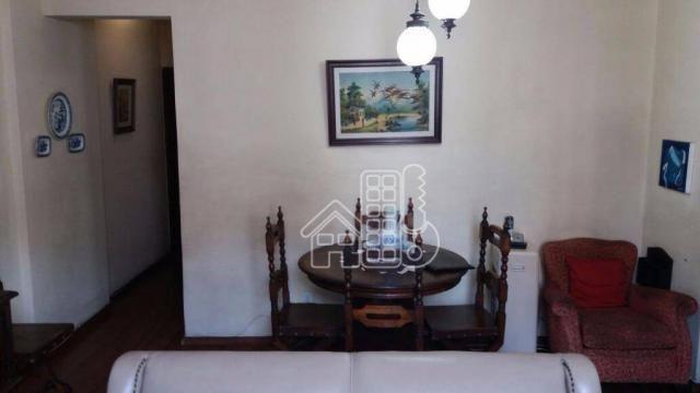 Apartamento residencial à venda, Icaraí, Niterói. - Foto 4