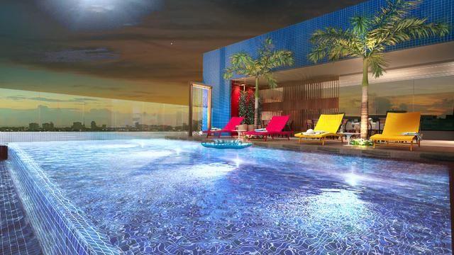 Apartamento com 2 suítes no Sky concept (Jatiúca) - Foto 14