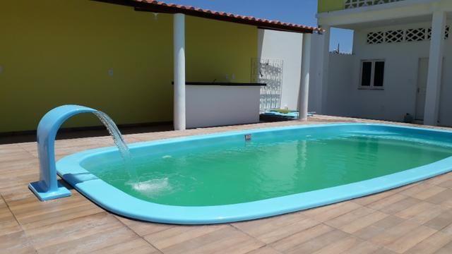 Aluga-se casa em praia de Jatobá, com piscina e área de lazer - Foto 10