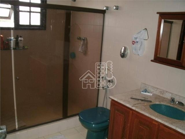 Casa residencial para venda e locação, piratininga, niterói - ca0038. - Foto 20