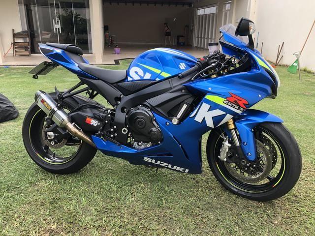 Suzuki Srad moto GP 750