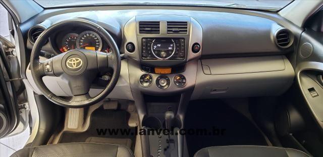 RAV4 2010/2010 2.4 4X4 16V GASOLINA 4P AUTOMÁTICO - Foto 10