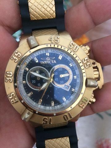 fe39d1e51ea Relógio invicta ( venda ou troca ) - Bijouterias