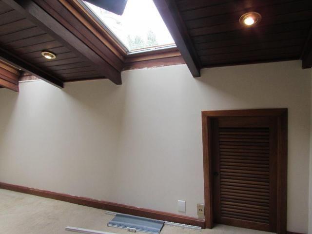 Cobertura com 4 dormitórios para alugar por r$ /mês - bela vista - porto alegre/rs - Foto 38