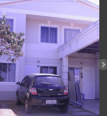 Casa 3 quartos em condomínio fechado QC 14 JD Mangueiral - Foto 10