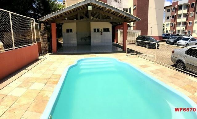 AP1351 Residencial Uirapuru, alugo apartamento com 3 quartos, próximo arena Castelão - Foto 4