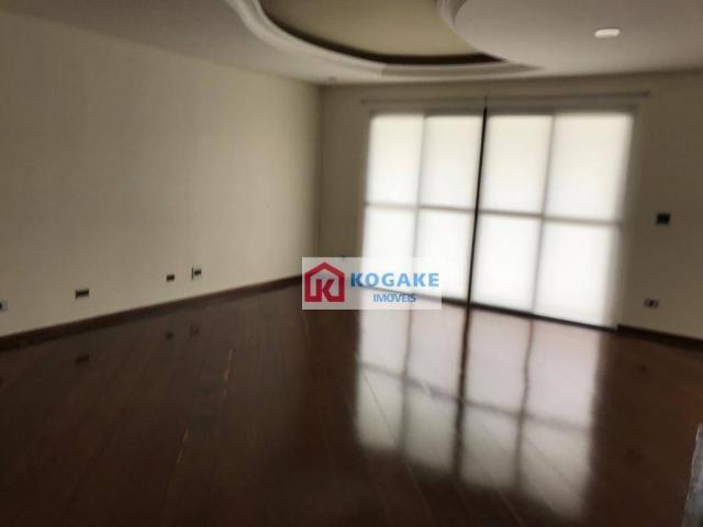 Cobertura à venda, 360 m² por r$ 1.700.000,00 - vila adyana - são josé dos campos/sp - Foto 2