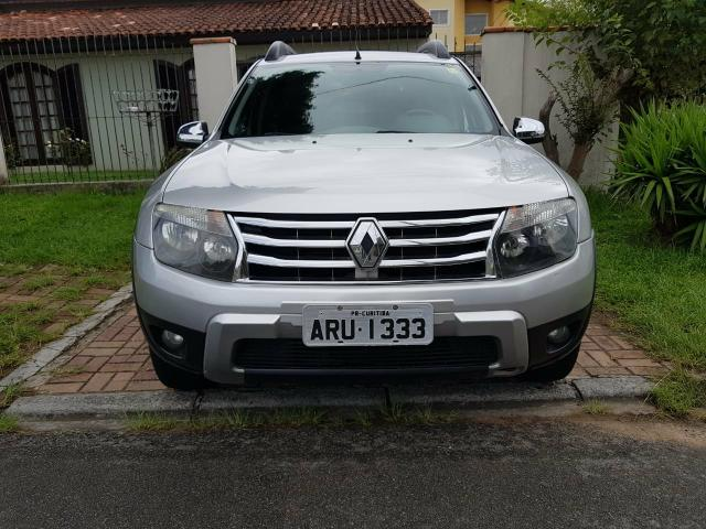 RENAULT DUSTER 2.0 4x4 2012