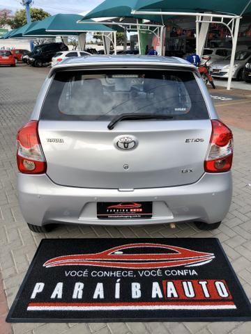 Toyota Etios 1.3 X - 2013 Completo - Paraíba Auto - Foto 5