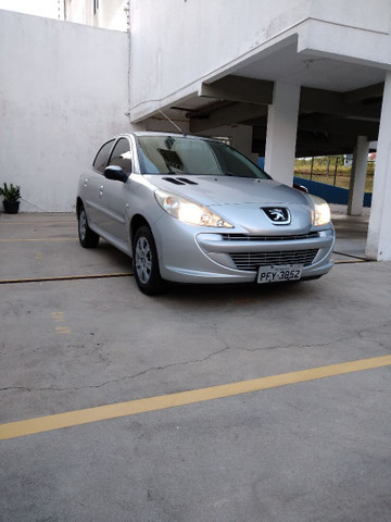 Peugeot 207 1.4 8v 2013 Excelente Estado!