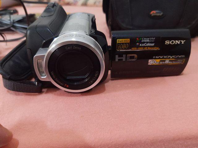 Filmadora Sony HDR SR10 - Foto 6