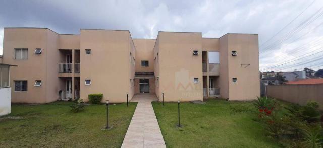 Apartamento para alugar com 3 quartos por R$ 1.100/mês + Taxas - Sítio Cercado - Curitiba/