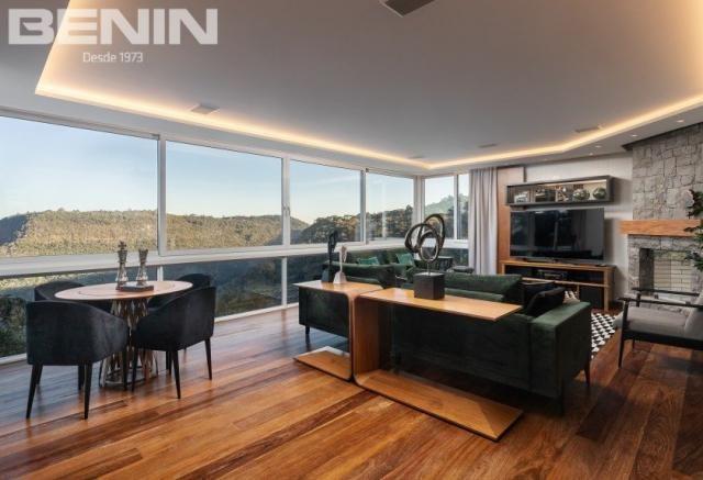 Apartamento à venda com 3 dormitórios em Bela vista, Gramado cod:15588 - Foto 4